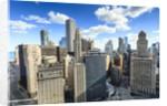 chicago cityscape by Corbis