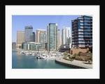 Dubai Marina by Corbis