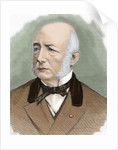 Claude François Hermann Pidoux (1808-1882). French doctor by Corbis