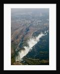 Aerial of Victoria Falls by Corbis