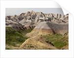 Badlands National Park, South Dakota by Corbis