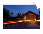 Covered Bridge, Bennington, Vermont by Corbis
