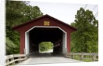 Covered Bridge, Bennington, Vermont by Corbis