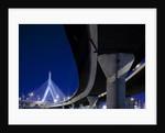Highway Overpass, Massachusetts by Corbis