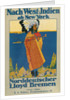 German Travel Poster for America by Corbis