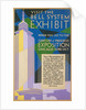 Visit the Bell System Exhibit Poster, Chicago World's Fair, 1935 by Corbis