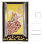 Italian Poster, Celebration of Health by Corbis