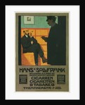 Poster for Bavarian Tobacco Store by Corbis