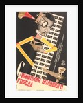 Surrealist Russian Poster by Corbis