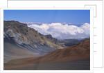 Haleakala Volcano Crater by Corbis