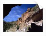 Bandelier National Monument by Corbis