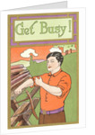Get Busy Sawyer by Corbis