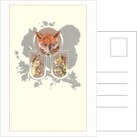 Fox, Lynx, Cougar and Squirrel Graphic by Corbis
