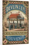 Devlin Centennial Souvenir, 1876 by Corbis