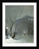 Albany in the Snow by Walter Launt Palmer