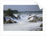 Khone Phapheng waterfall by Corbis