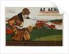AZ Aero Hungarian Aviation Magazine Poster by Corbis