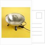 Electric wok by Corbis