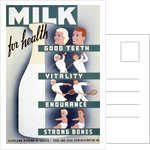 Milk Promotion by Corbis