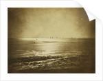 Seascape, Normandy, 1856 by Corbis