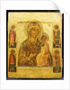 Mother of God Smolenskaia, Possibly Novgorod School by Corbis