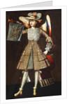 Archangel with Trumpet by Corbis