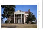 Tulip Grove Greek Revival home of Andrew Jackson Donelson, President Andrew Jackson's secretary, The Hermitage, Nashville, TN by Corbis