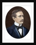 MARCONI, Guglielmo (1874-1937). Italian physicist. Nobel Prize in Physics in 1909. Engraving. by Corbis