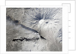 Activity at the Tolbachik volcano by Corbis