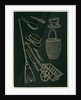 Assorted Domestic Goods, Basket, Broom, Brushes by Corbis