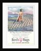 Vintage Rug Advertisement by Corbis