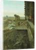 Gargoyles at Notre Dame by Winslow Homer