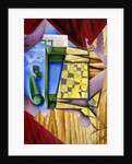Backgammon by Juan Gris