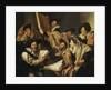 A Rabbinical Disputation by Jacob Toorenvliet