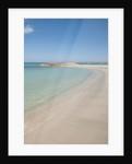 Balearic Islands - the beach Platja de sa Roqueta by Corbis