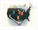 Juices Across America by Corbis