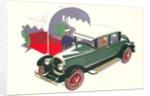 1920s Automobile by Corbis