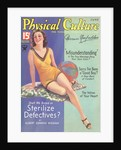 Cover of Physical Culture Magazine by Corbis