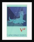 Capricorn, The Goat by Corbis