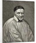 Saint Vincent de Paul (1581-1660). French religious. by Corbis