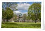 Albert Memorial monument in Charlotte square by Corbis