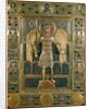 Missal cover with Archangel St. Michael by Corbis