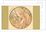 Art Nouveau Janvier by Corbis