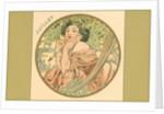 Art Nouveau Juillet by Corbis