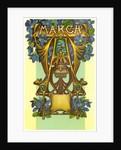 Art Nouveau March, Aries by Corbis