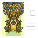 Art Nouveau March, Aries by Corbis
