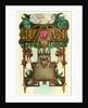 Art Nouveau July, Leo by Corbis