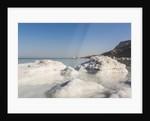 Dead Sea - Salt deposits by Corbis