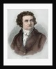 August Wilhelm Iffland (1759-1814). Engraving. Colored. by Corbis