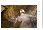 Buddha Caves, Datong, Shanxi Province, China by Corbis